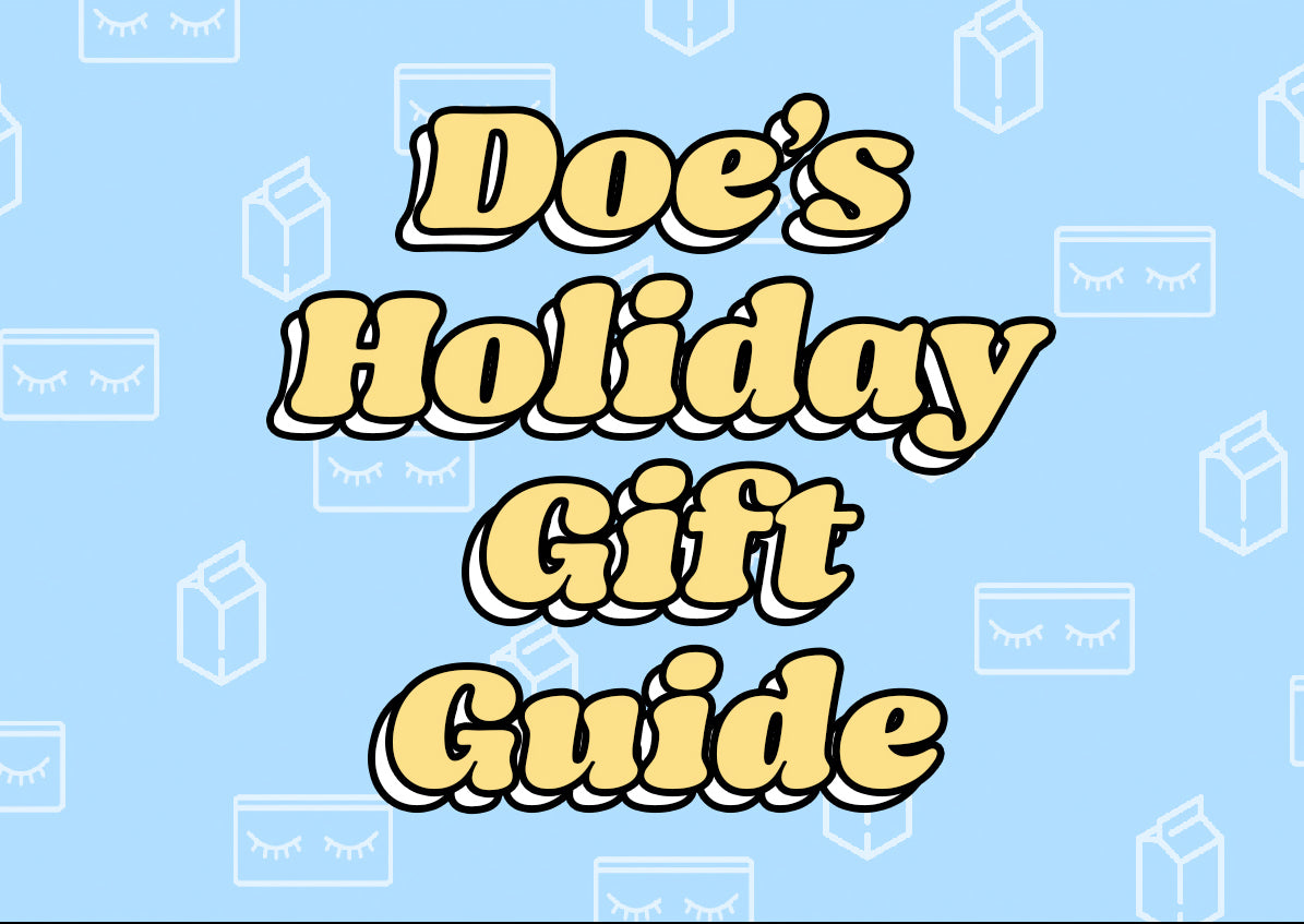 Holiday Gift Guide for All the Deer Ones in Your Life