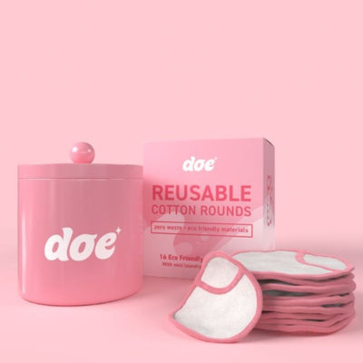 Doe Reusable Cotton Rounds