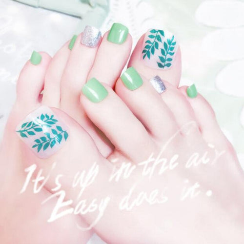 ace5979b4746a FN Toes Leafy Nail Arts · FN Toes Leafy Nail Arts Mermaid Siren PH Corp.  ₱250.00. Terrence Floral Navy Terno On Sale