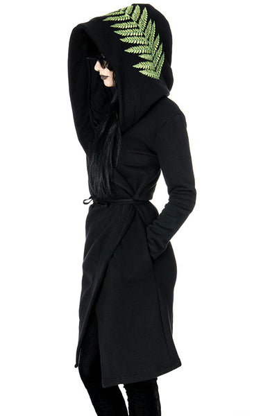 Forest Goth Hoodie by Restyle