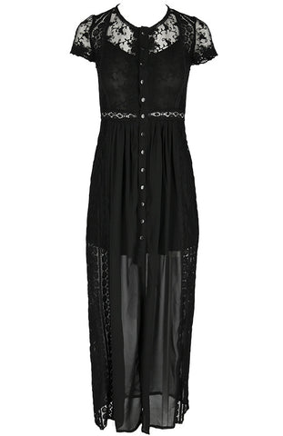 Gothic Grace Dress by Restyle