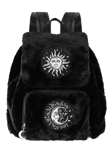 Moon & Sun Backpack by Restyle