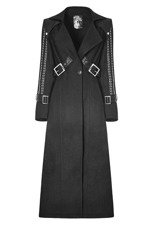 Punk Rave Juvenile Trench Coat