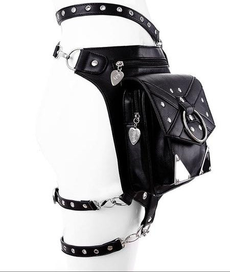 X Straps Holster Bag by Restyle