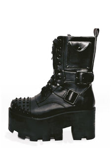 Blackout Boot by Charla Tedrick