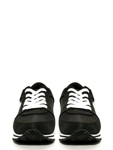 Skelly Trainer Sneaker by Charla Tedrick