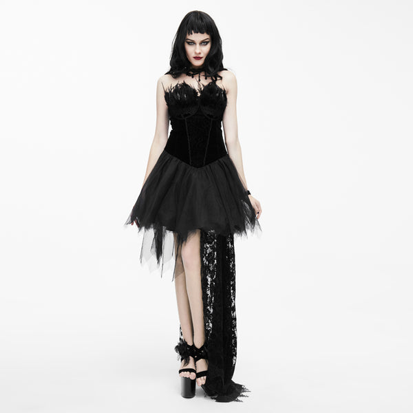 Gothic Fairytale Dress by Eva Lady