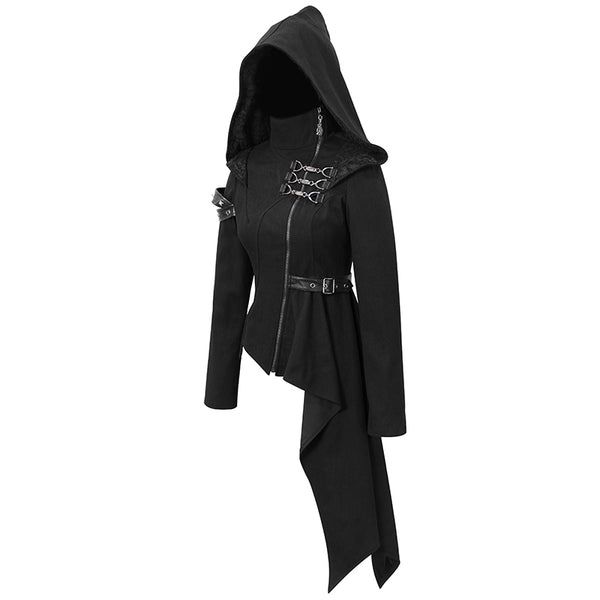 Ghost Asymmetric Jacket by Devil Fashion