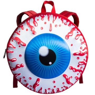 Eyeball Backpack by Kreepsville 666