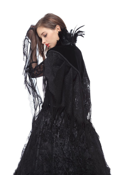 Labyrinth Cape by Dark In Love