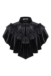 Gothic Roses Cape by Dark In Love