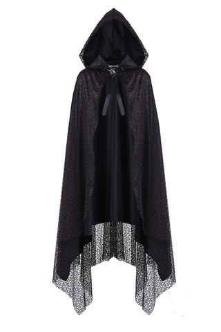 Tangled Web Cape by Dark In Love