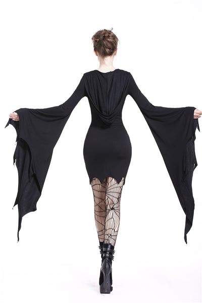 Bat Wing Dress by Dark In Love