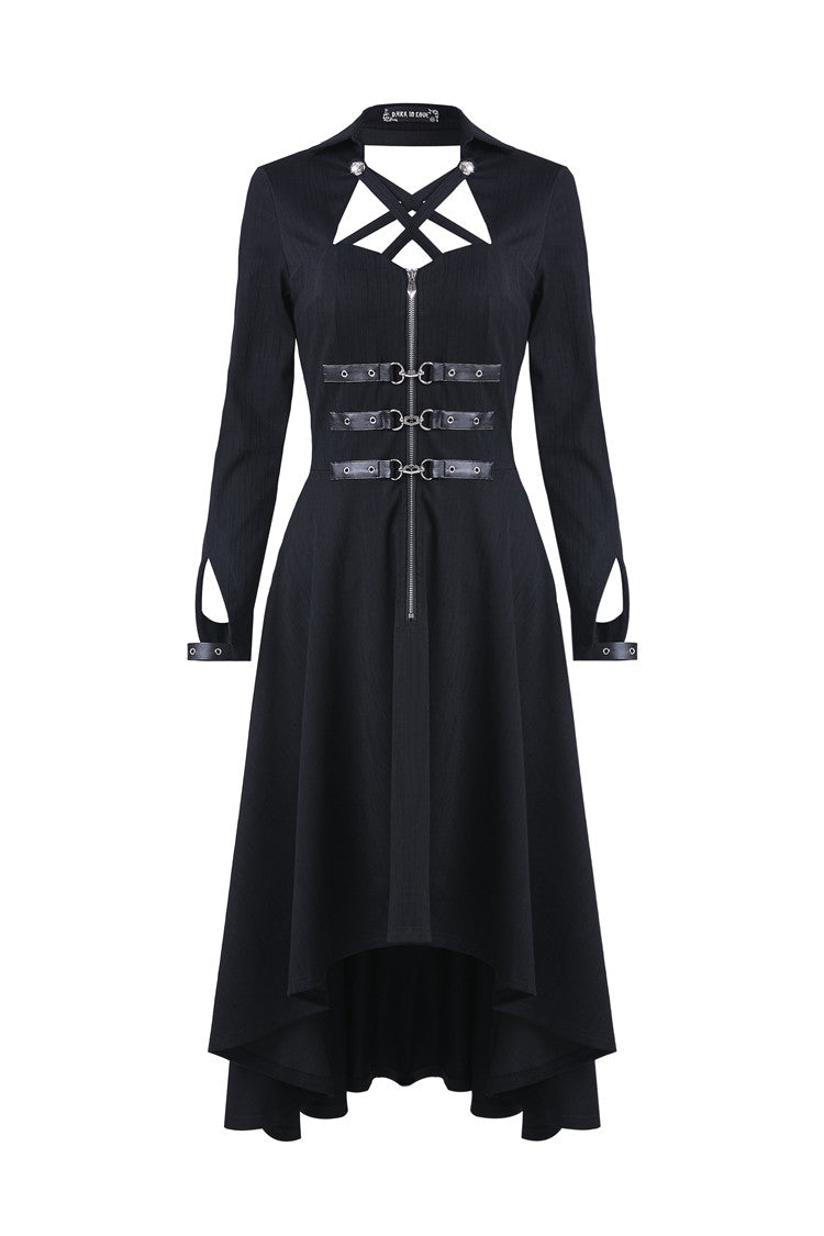 Monarch D-Ring Dress by Dark In Love