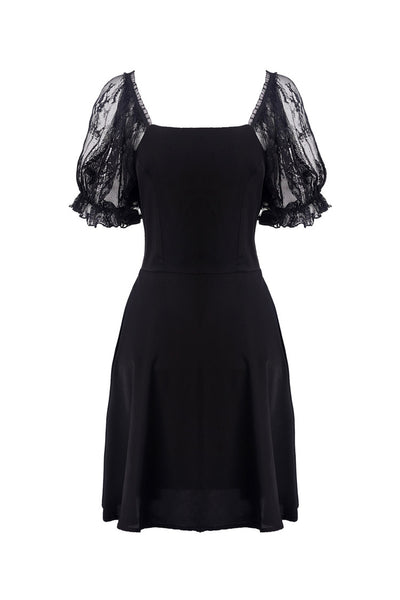 Baby Doll Dress By Dark In Love