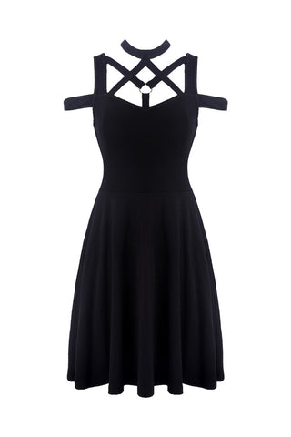 Bella Harness Dress by Dark In Love