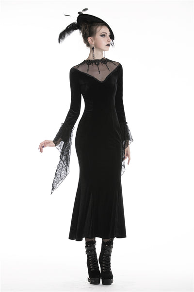 Miss Raven Dress by Dark In Love