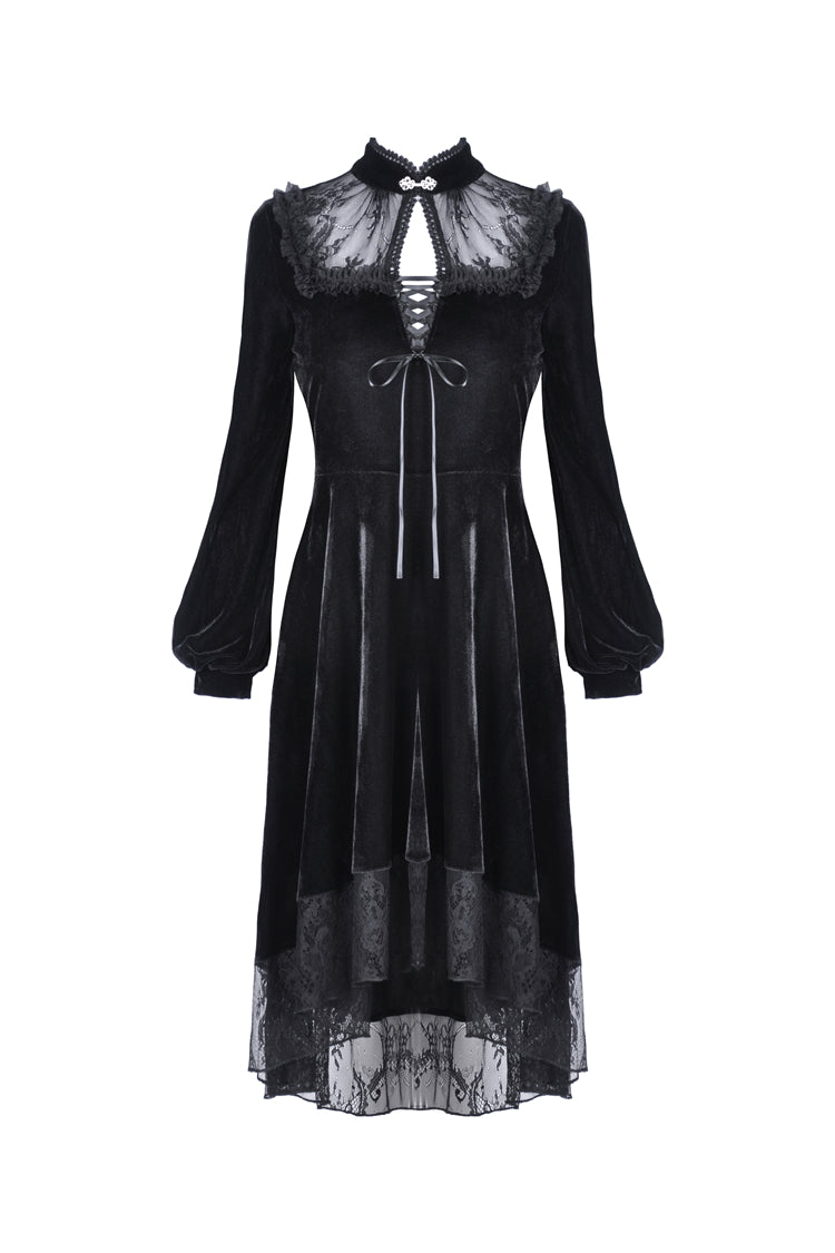 Velvet Dolly Dress by Dark In Love