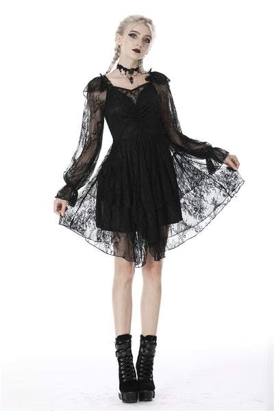 Cold Hearted Lace Dress by Dark In Love