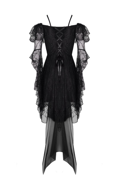 Gothic Fairy Lace Dress by Dark In Love