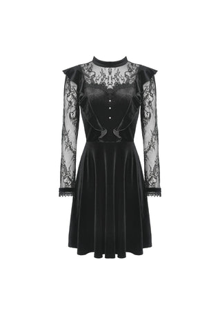 Graveyard Stroll Dress by Dark In Love