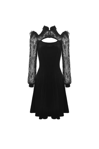 My Possession Velvet Dress by Dark In Love