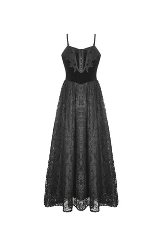 Madame Misery Lace Dress by Dark In Love