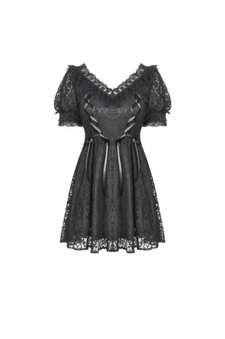 Love Letters Lace Dress by Dark In Love