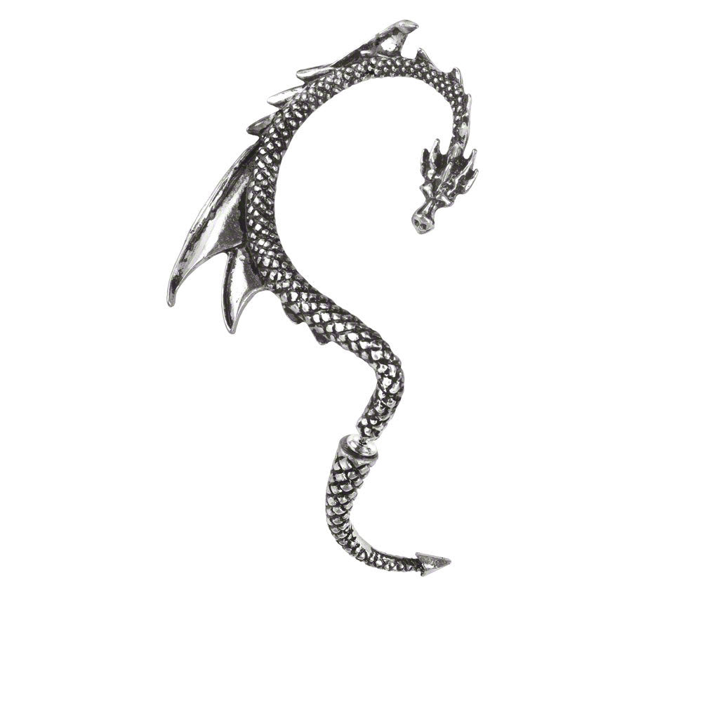 The Dragon's Lure Ear-Wrap by Alchemy Gothic