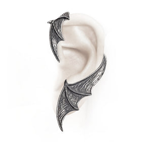 A Night With Goethe Ear-Wrap by Alchemy Gothic