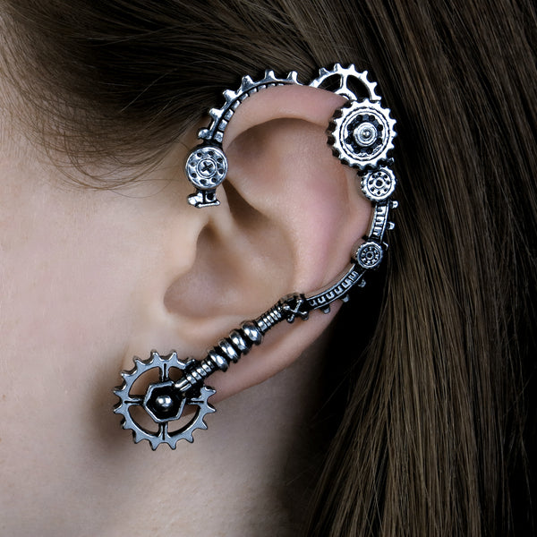 Cognition Ear-Wrap by Alchemy Gothic