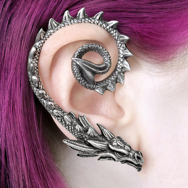 Ostrogoth Dragon Ear Wrap by Alchemy Gothic