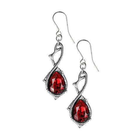 Passionette Earrings by Alchemy Gothic