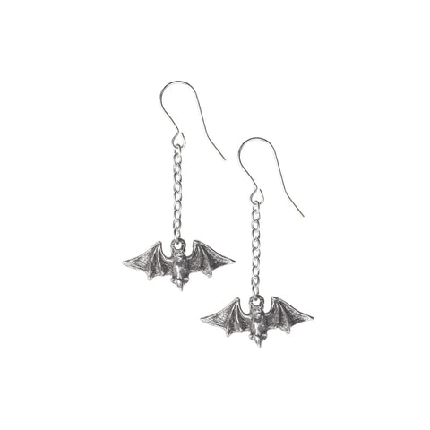 Kiss of the Night Earrings by Alchemy Gothic