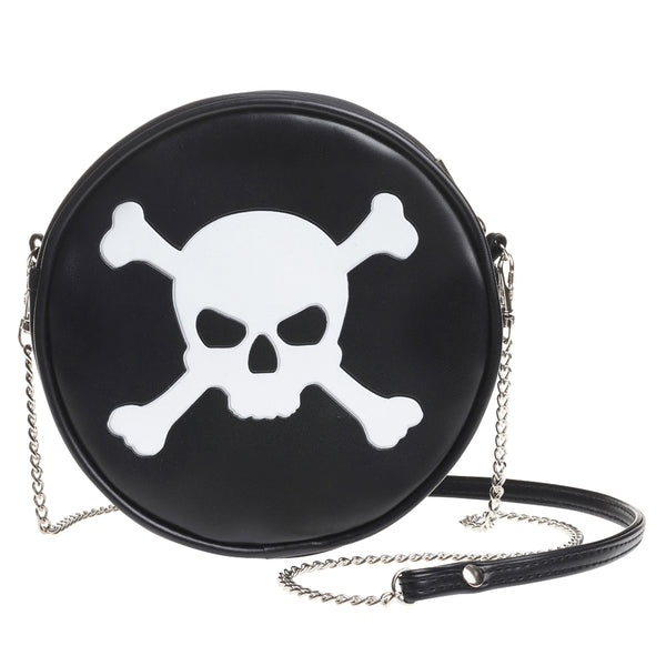 Skull & Cross Bones Bag by Alchemy Gothic