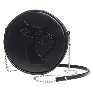 Black Cat Bag by Alchemy Gothic