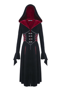 Bloodlust Coat by Dark In Love