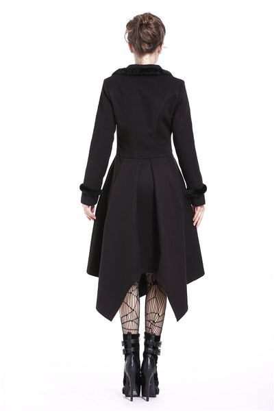 Classy Gothic Coat by Dark In Love