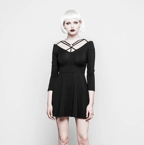 Cold Hearted Dress by Punk Rave