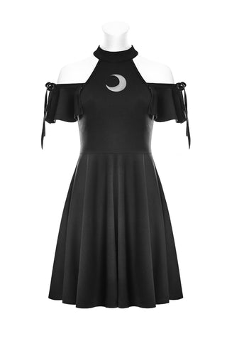 Punk Rave Mysterious Moon Dress