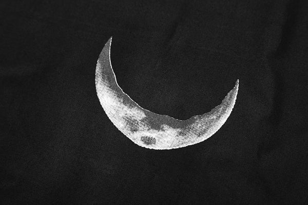 Moon Phase Shawl by Punk Rave
