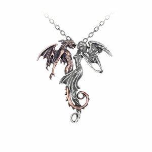 The Chemical Wedding Pendant Necklace by Alchemy Gothic