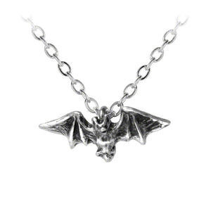 Kiss of the Night Pendant Necklace by Alchemy Gothic