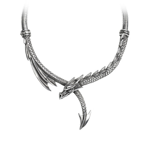 Dragons Lure Necklace by Alchemy Gothic