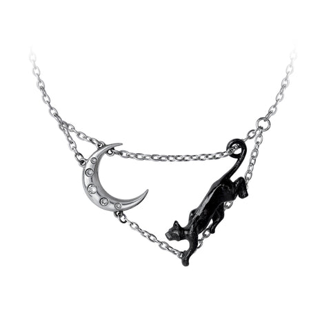 Minnaloushe Necklace by Alchemy Gothic