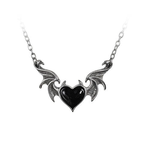 Black Soul Necklace by Alchemy Gothic