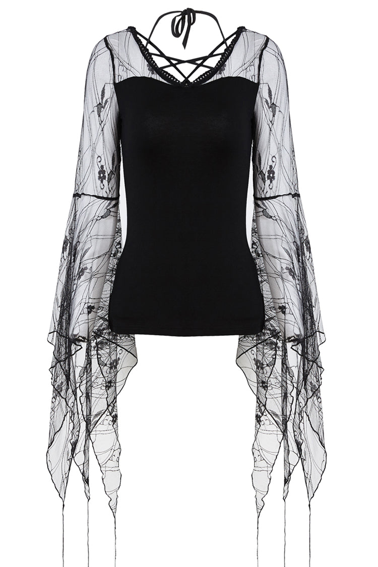 Mystical Sleeves Top by Dark In Love