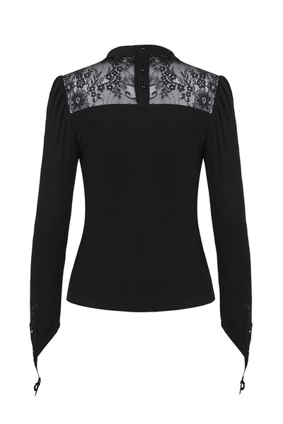 Victorian Lace Top by Dark In Love