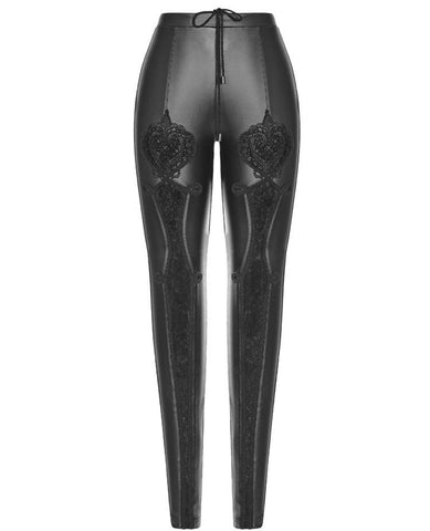 Punk Rave Victorian Vamp Leggings