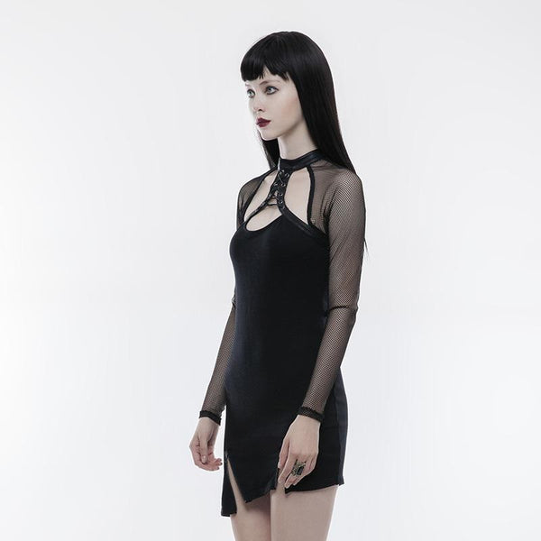 Punk Rave Die Hard Dress